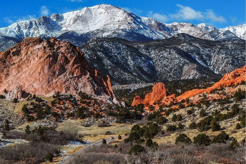 Pikes Peak tours from Denver, Colorado