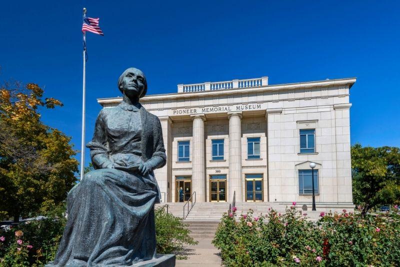 Pioneer Memorial Museum, Salt Lake City