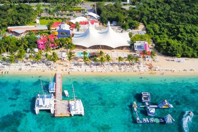Playa Mia Grand Beach Park, Cozumel