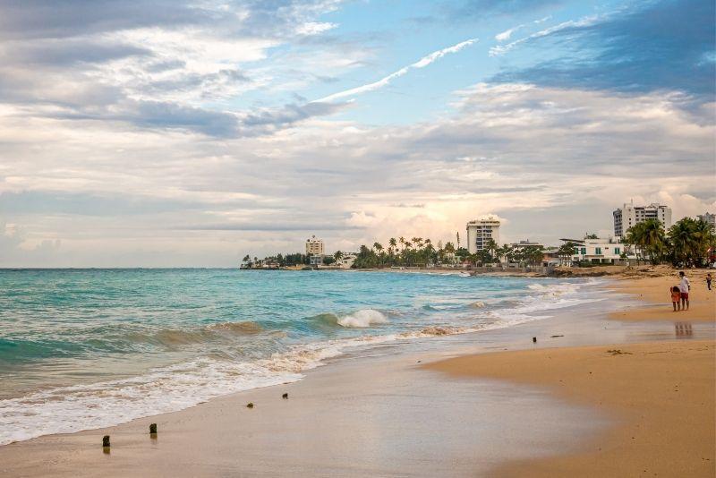 Playa Ocean Park, San Juan
