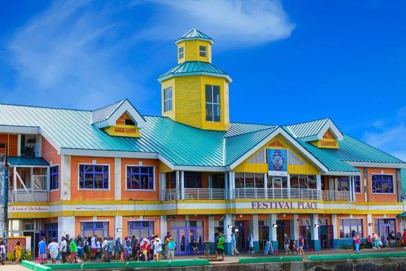 Prince George Wharf, Nassau, The Bahamas