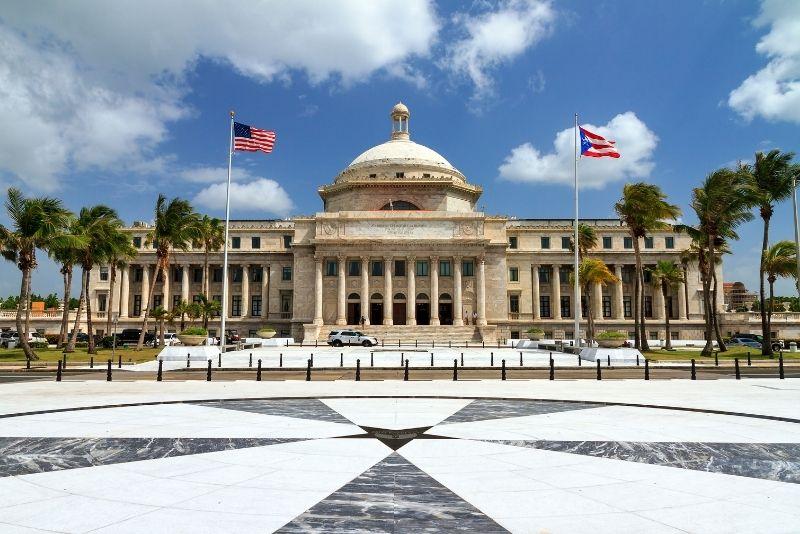 Puerto Rico Capitol, San Juan