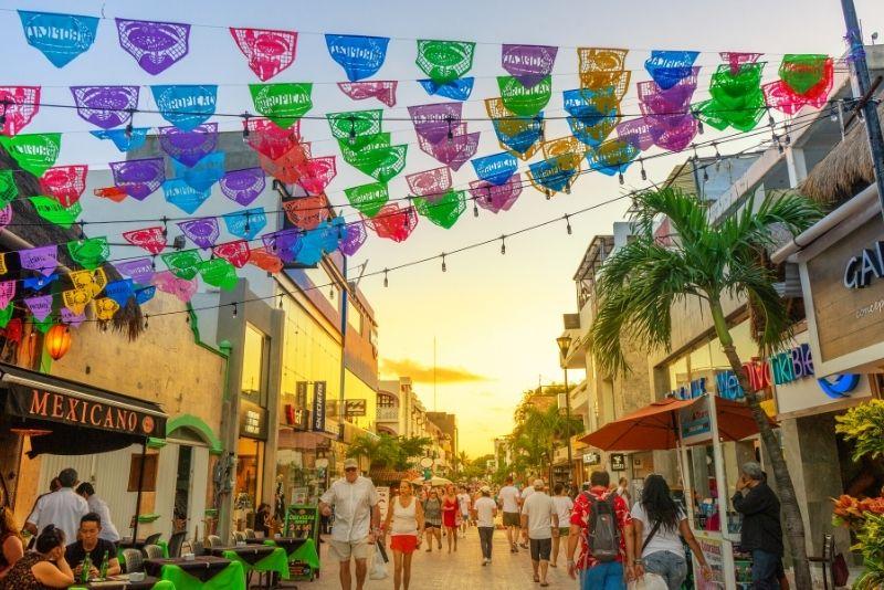 Fifth Avenue, Playa del Carmen