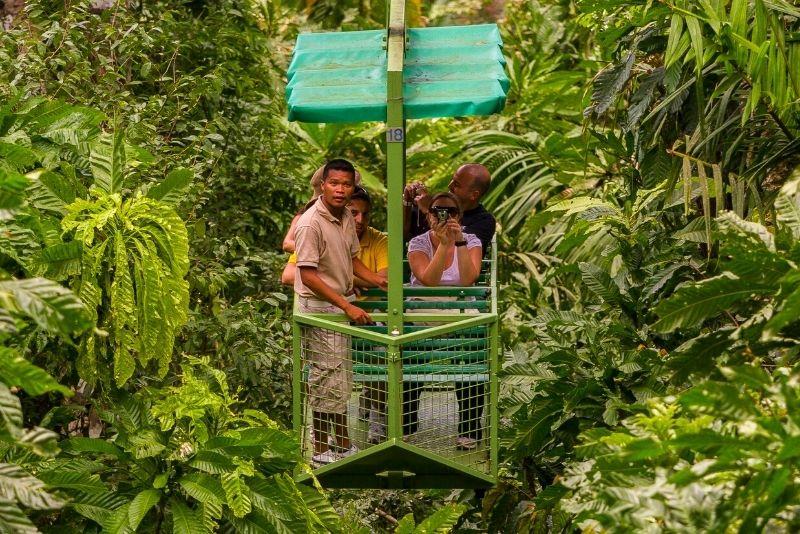 Rainforest Aerial Tram, St Lucia