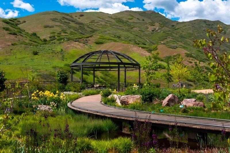 Red Butte Garden, Salt Lake City