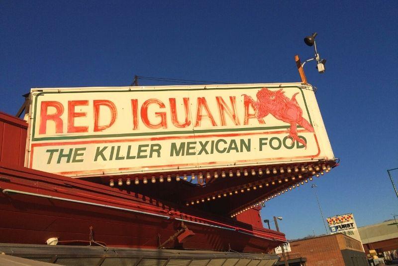 Red Iguana, Salt Lake City
