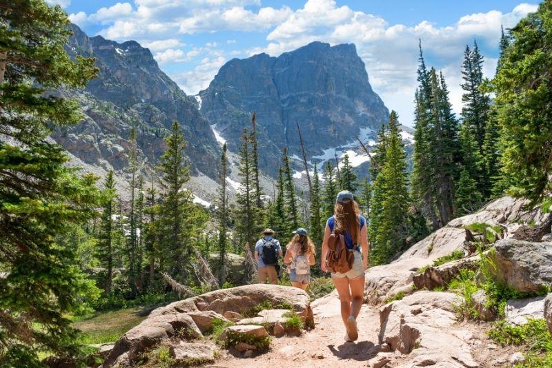Rocky Mountains National Park day tour from Denver, Colorado