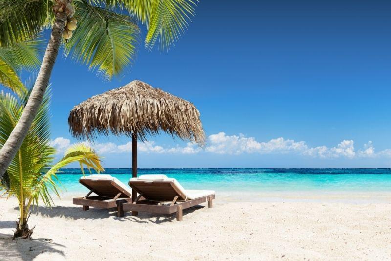Sandy Beach, St Lucia