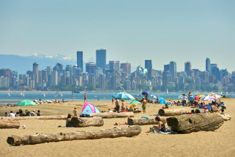 Spanish Banks Beach, Vancouver