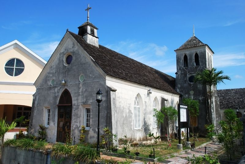 St. Francis Xavier Cathedral, Nassau