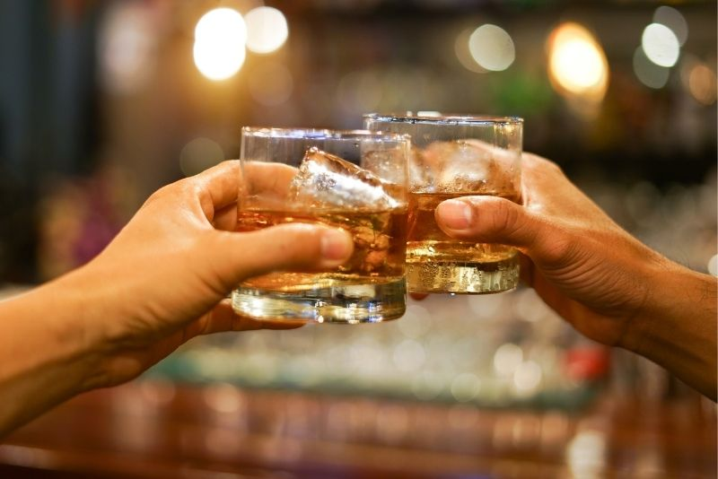 Stranahan's Whiskey Distillery & Cocktail Bar, Denver