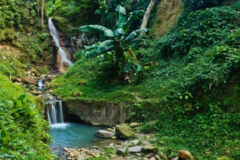 Sulphur Springs Park, St Lucia