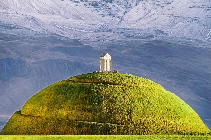 Collina Þúfa, Reykjavik