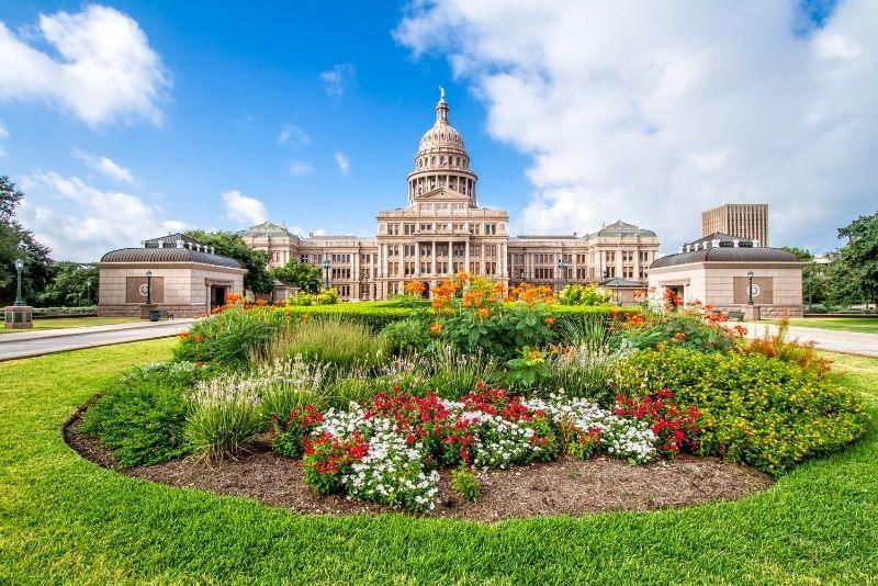 Texas State Capitol, Austin
