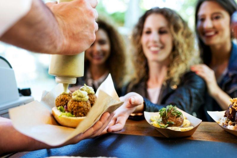The Picnic Austin, Food Truck Park
