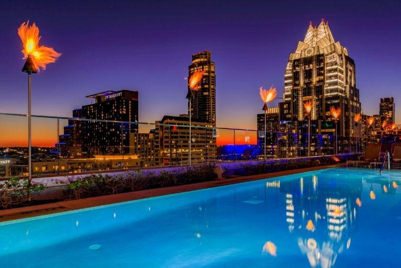 The Westin Austin Downtown, Texas