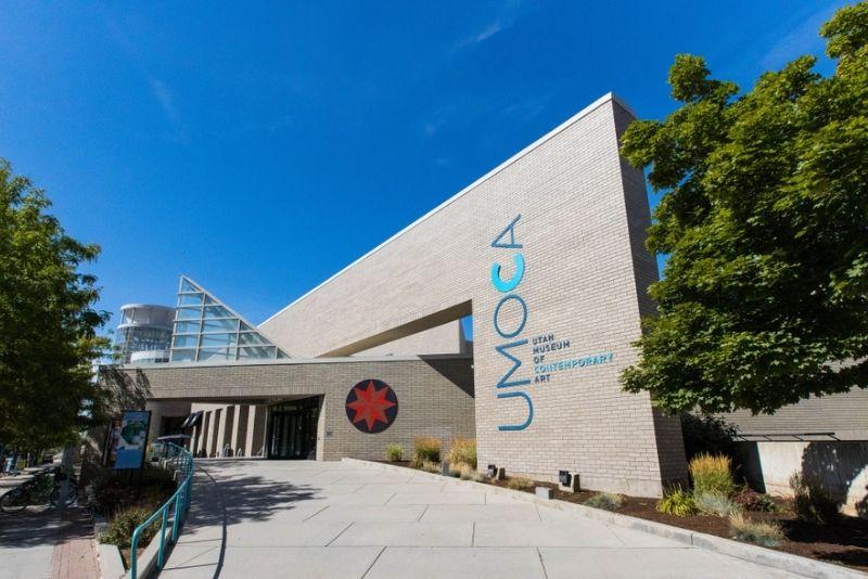 Utah Museum of Contemporary Art, Salt Lake City