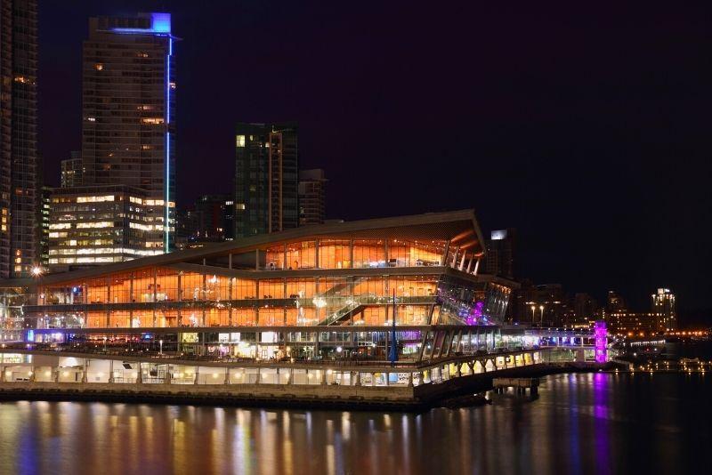 Vancouver Convention Center, Canada