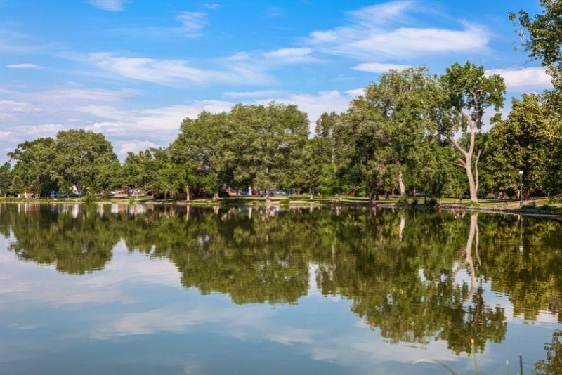 Washington Park, Denver