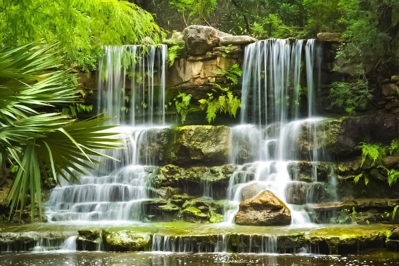 Zilker Botanical Garden, Austin