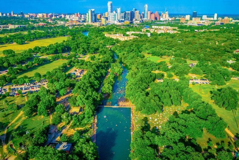 Zilker Metropolitan Park, Austin
