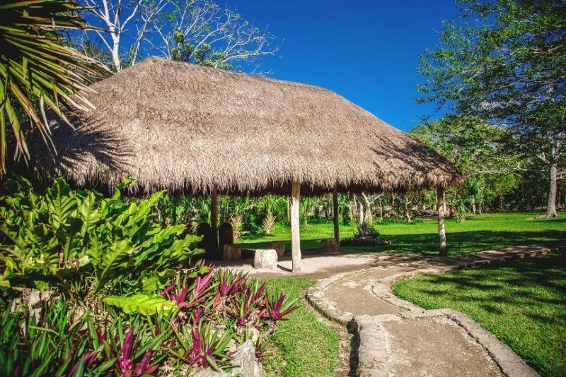 Zona Arqueológica San Gervasio, Cozumel