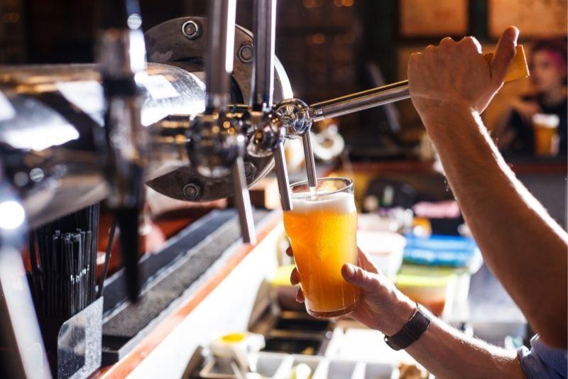 beer tastings in Cabo San Lucas