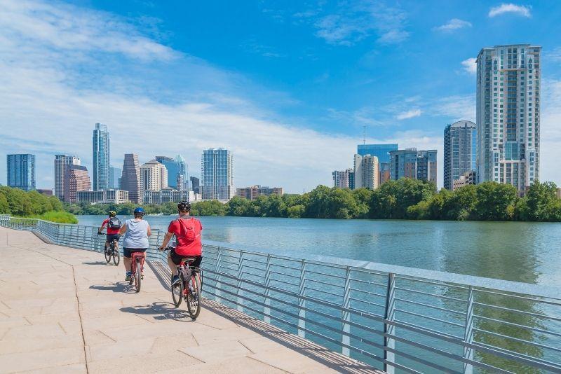 bike tours in Austin