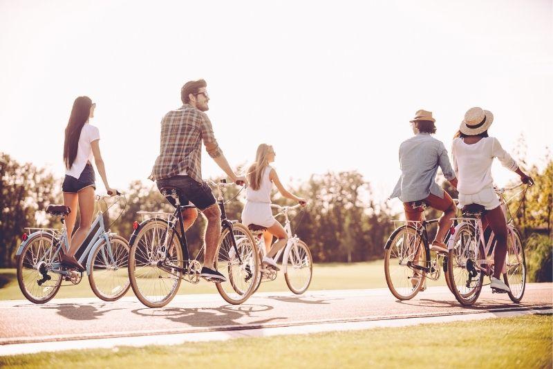 bike tours in Denver