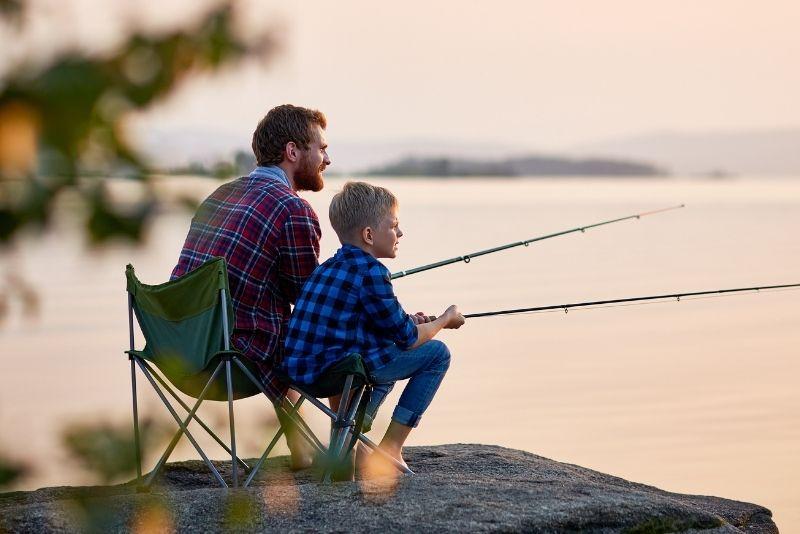 fishing in Sedona