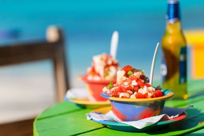 food tour in The Bahamas