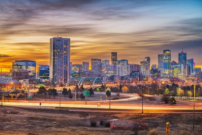 ghost tours in Denver
