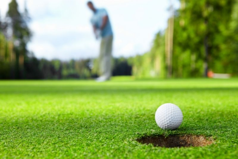 golf in St Lucia
