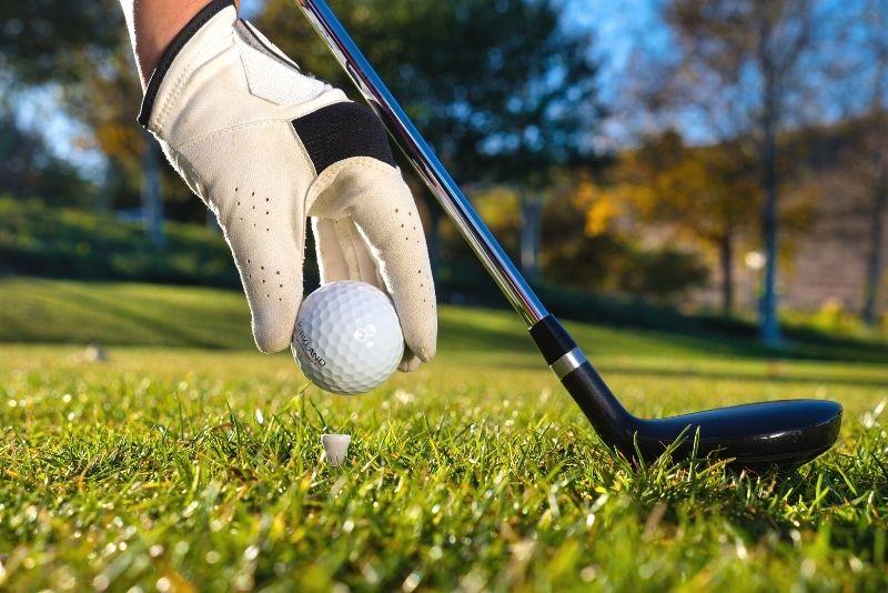 golfing in Salt Lake City