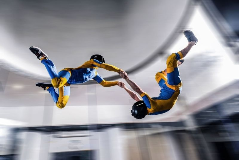 indoor skydiving in Austin
