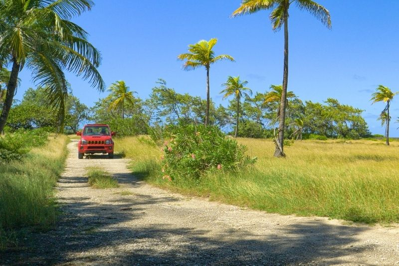 jeep tours in The Bahamas