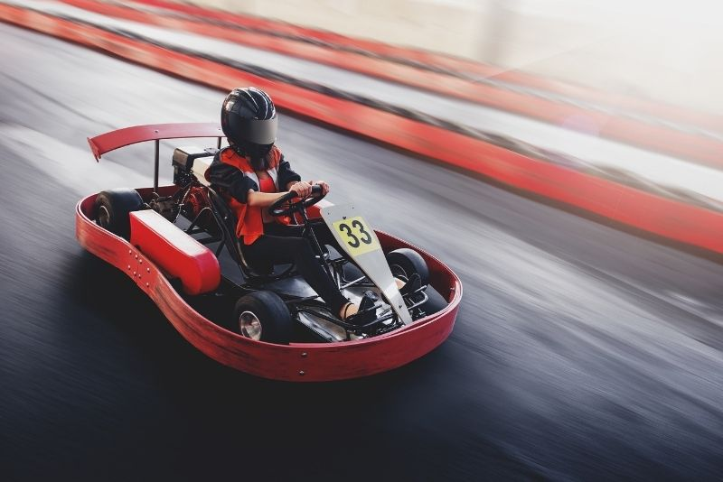 karting in Austin