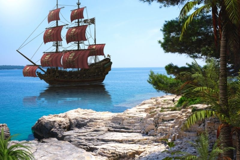pirate cruises in Cabo San Lucas