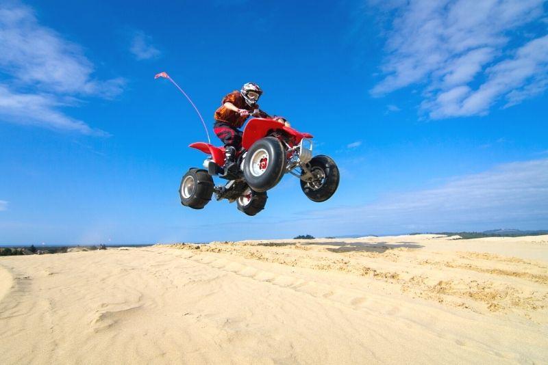 quad bike, Sedona
