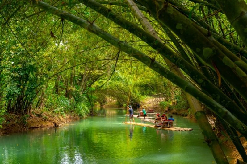 rafting tours in Jamaica