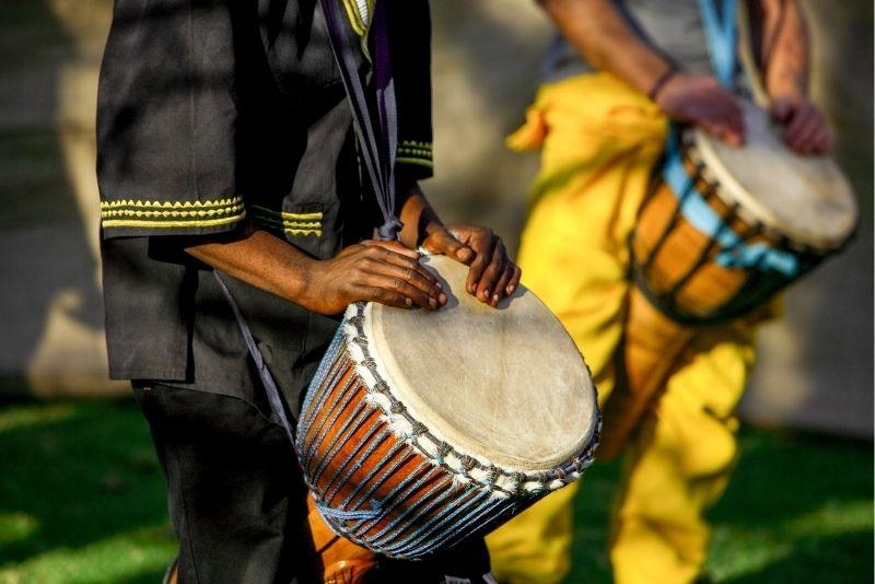 reggae tours in Nassau