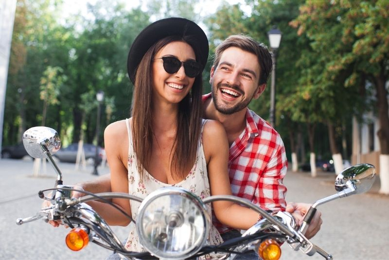 scooter tours in Denver