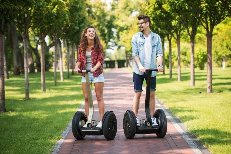 segway tours in St Lucia