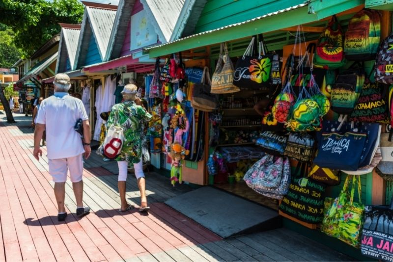 shopping tours in Jamaica