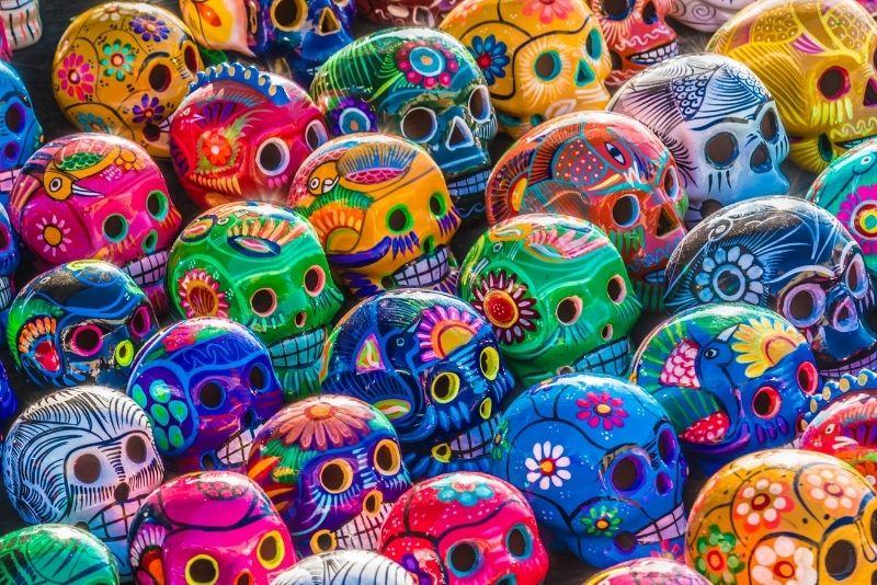 souvenirs shopping in Cozumel