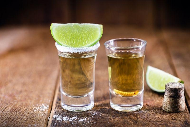 tequila tasting in Cozumel