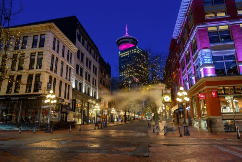 walking tours in Vancouver