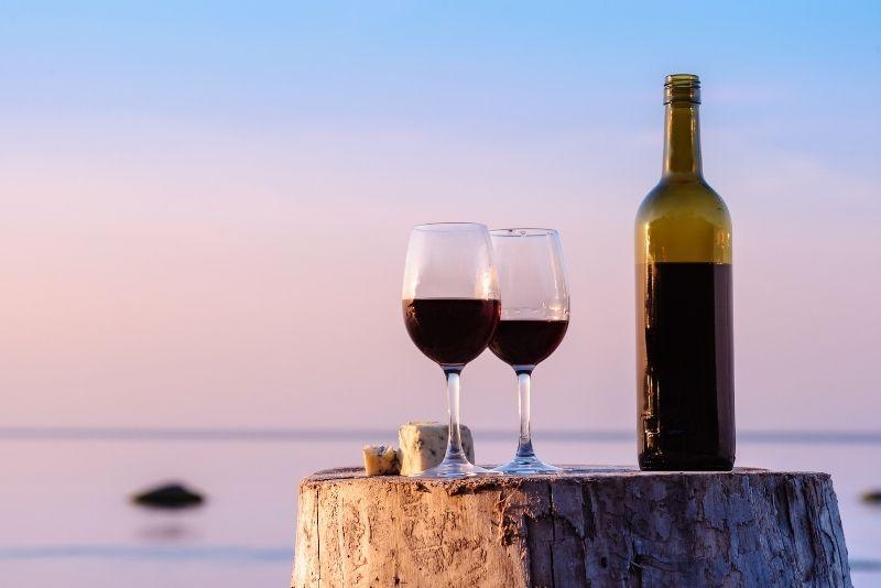 wine tasting in Cozumel