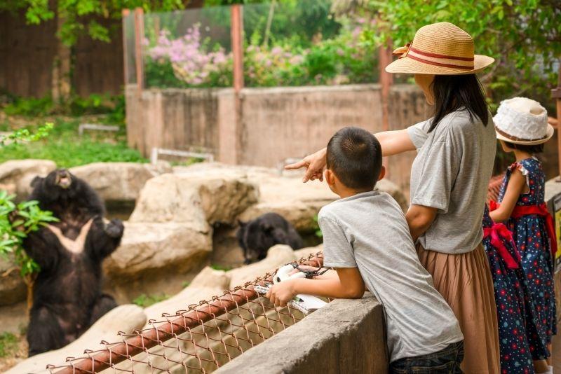 zoo in Austin
