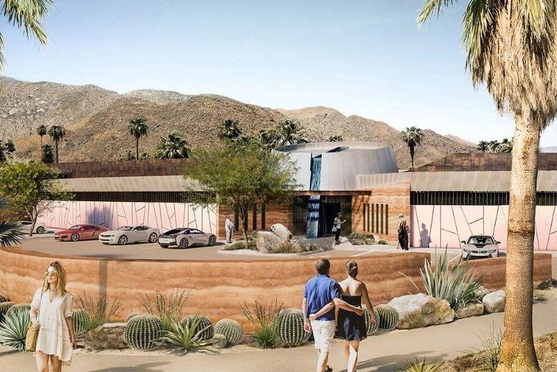 Agua Caliente Cultural Museum, Palm Springs